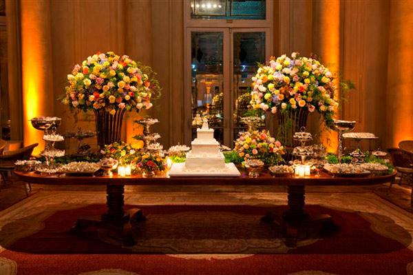 decoracao de casamento wedding:Decoração de Casamento Colorida e Chique – Peguei o Bouquet